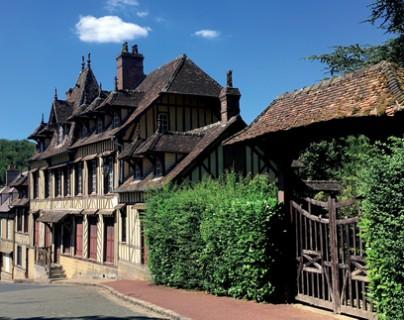 Lyons-la-Forêt - Maison de Ravel