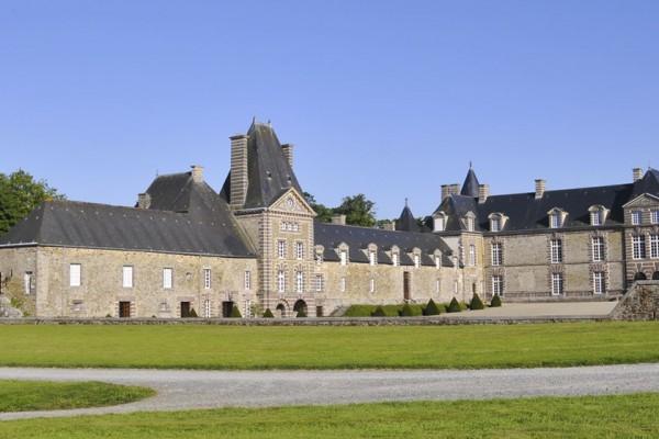 Normandie - Chateau-hôtel