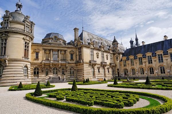 Le Domaine de Chantilly - Demi-journées - Excursions au départ de Paris