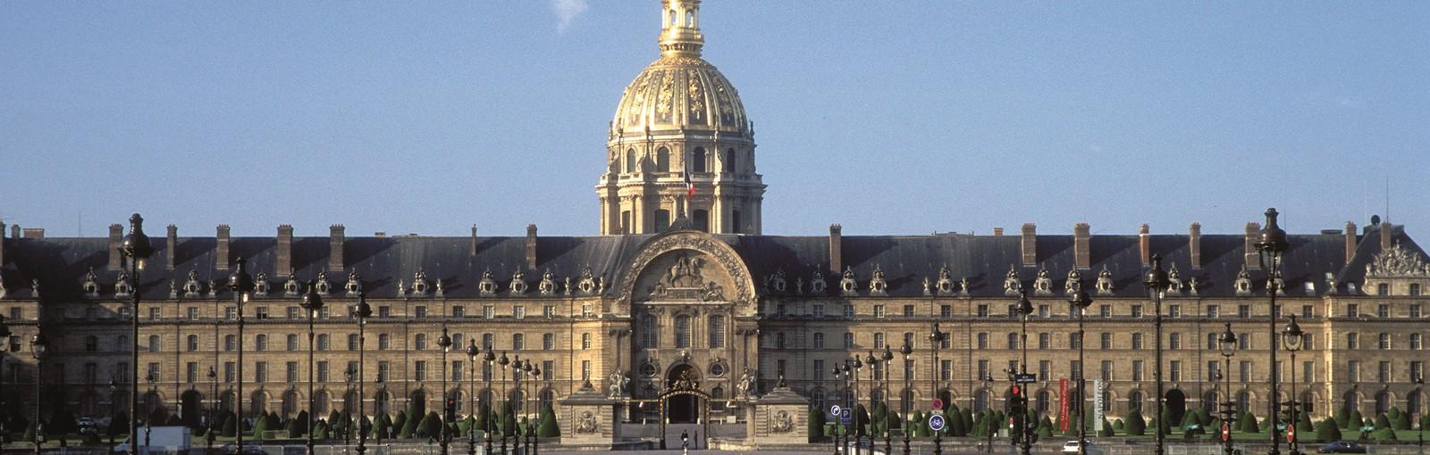 Tours Invalides, Musée de l'Armée, Tombeau de Napoléon - Visites pédestres - Visites de Paris