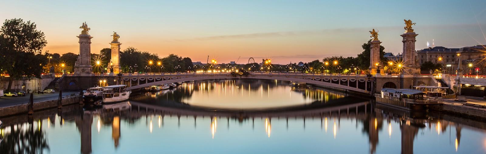 Tours Illuminations - Tours de ville - Visites de Paris