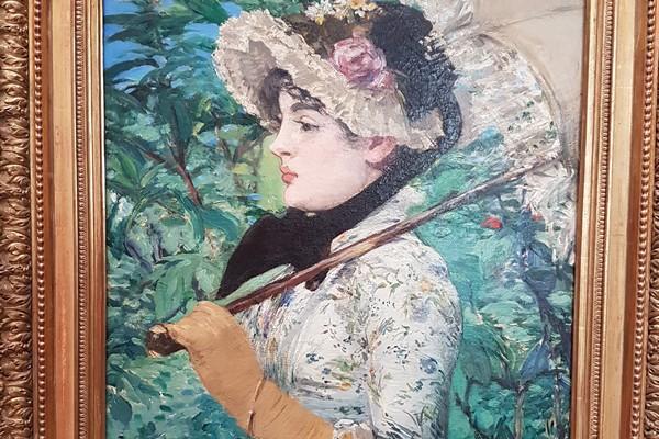 Edouard Manet - Art Institute Chicago