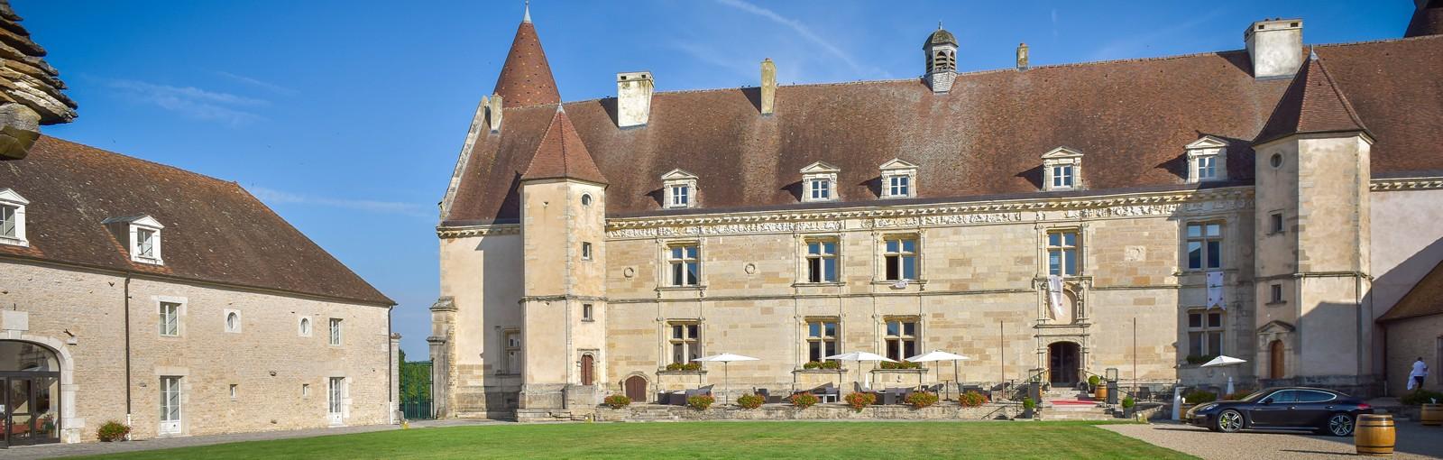 Chateau-Hôtel Bourgogne