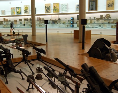 Péronne - musée de la Grande guerre
