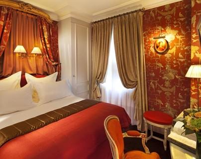 Hôtel romantique