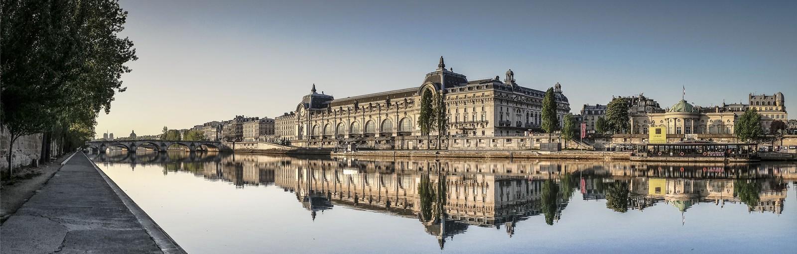 Paris - Le musée d'Orsay