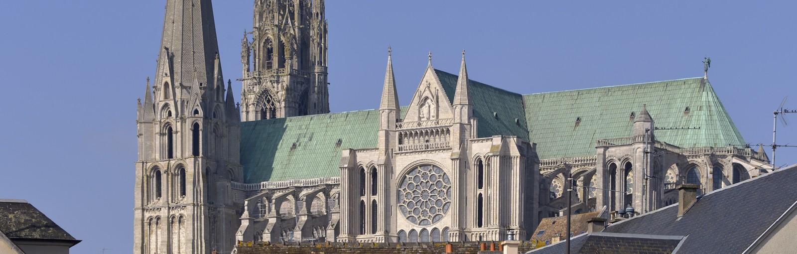 Tours Chartres - Demi-journées - Tours au départ de Paris