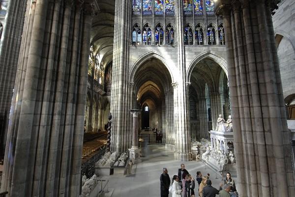 Saint-Denis - Demi-journées - Tours au départ de Paris