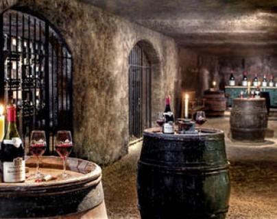 Caves de négociant à Beaune