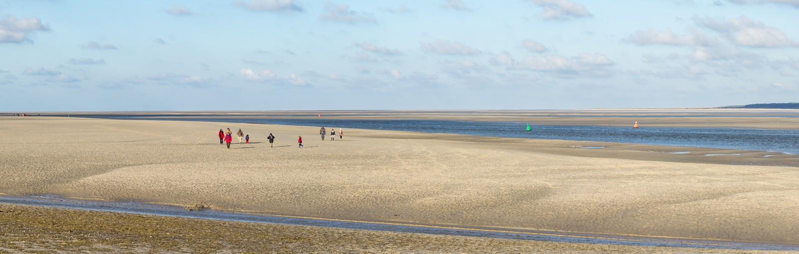 Baie de Somme - Le Hourdel