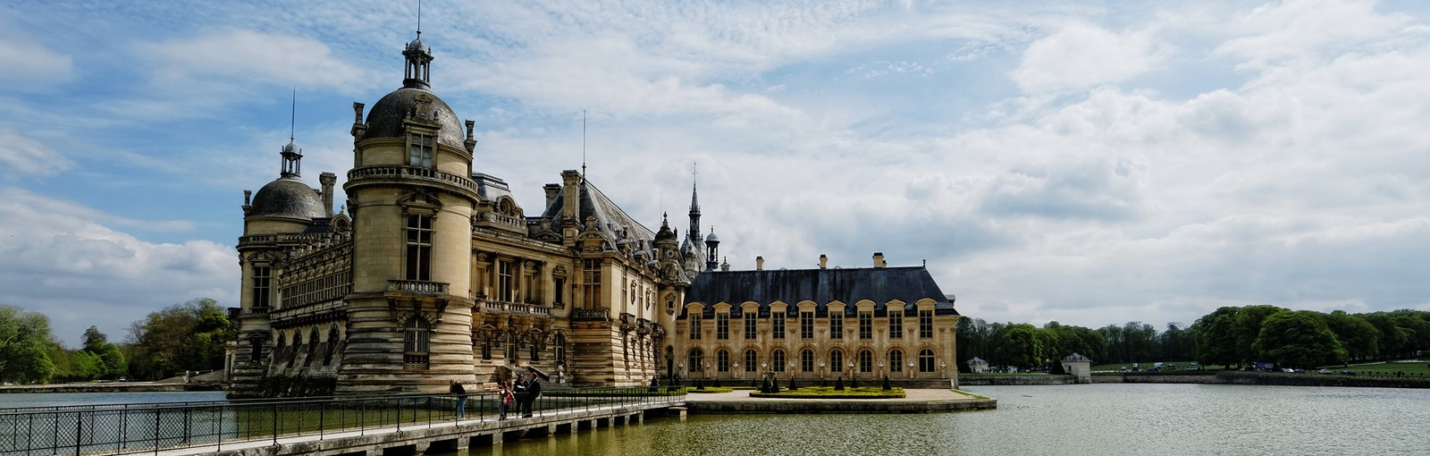 Tours Le Domaine de Chantilly - Demi-journées - Excursions au départ de Paris