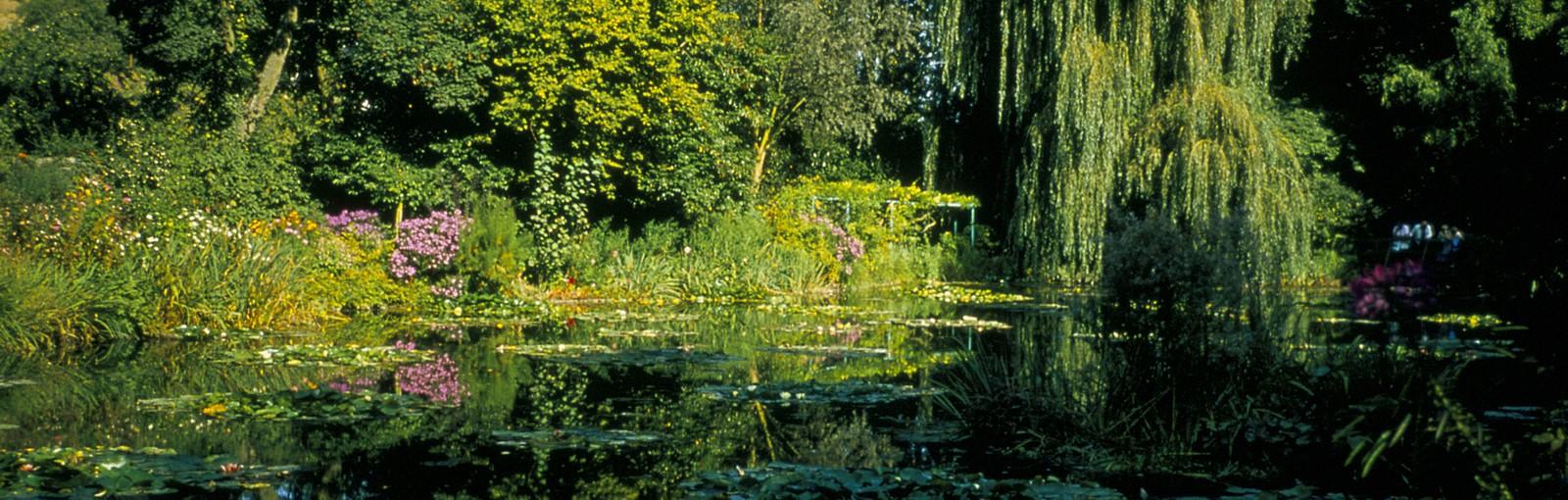Tours Giverny et Versailles - Journées complètes - Tours au départ de Paris