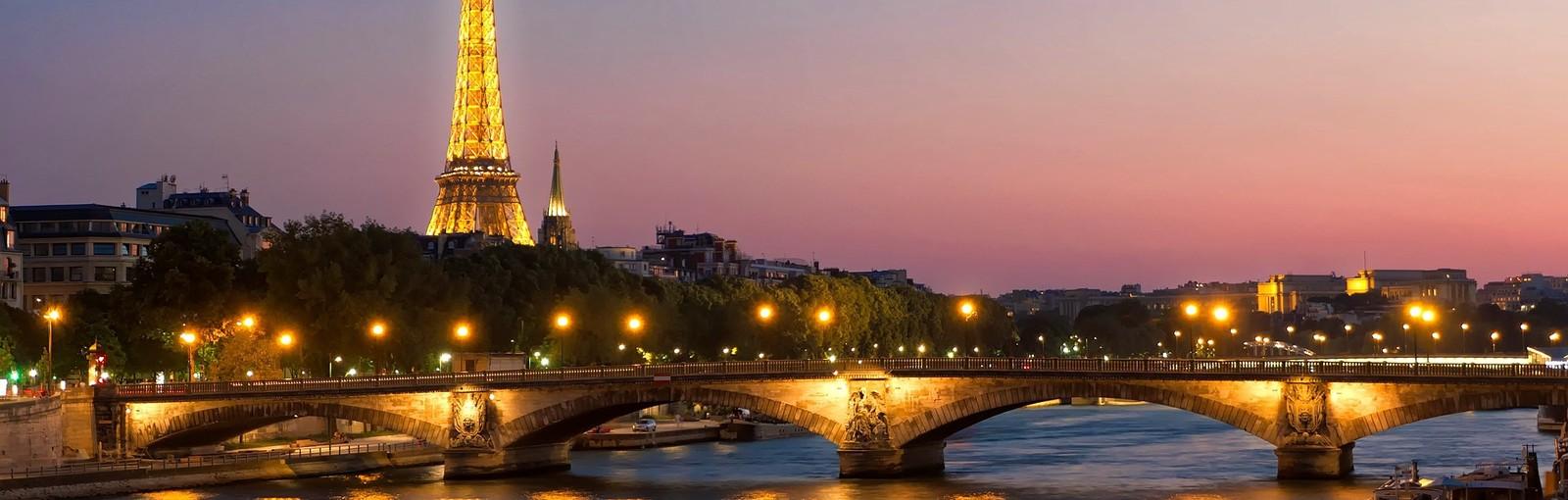 """Tours Forfait """"Paris Romantique"""" - Séjours Paris - Visites de Paris"""