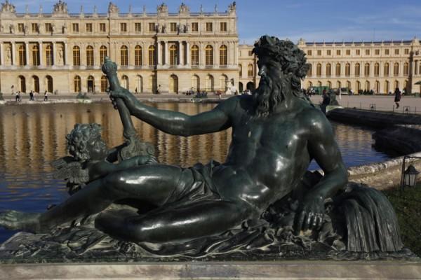 Giverny (ou Chartres) et Versailles - Journées complètes - Tours au départ de Paris