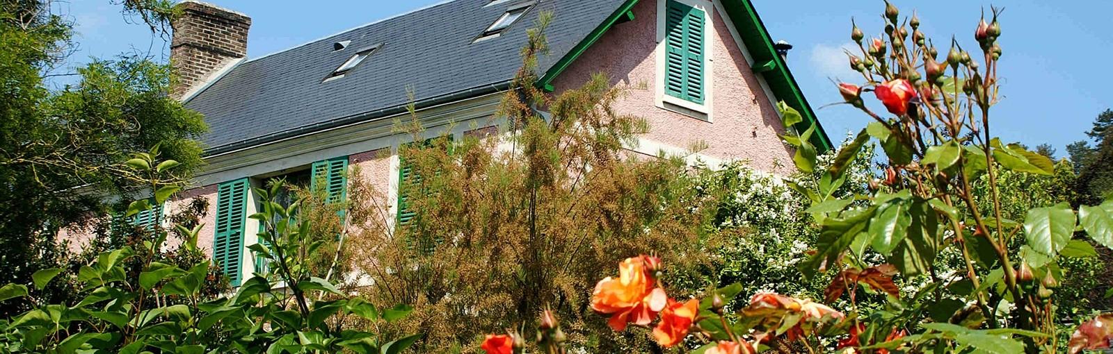 Tours Giverny - Demi-journées - Excursions au départ de Paris
