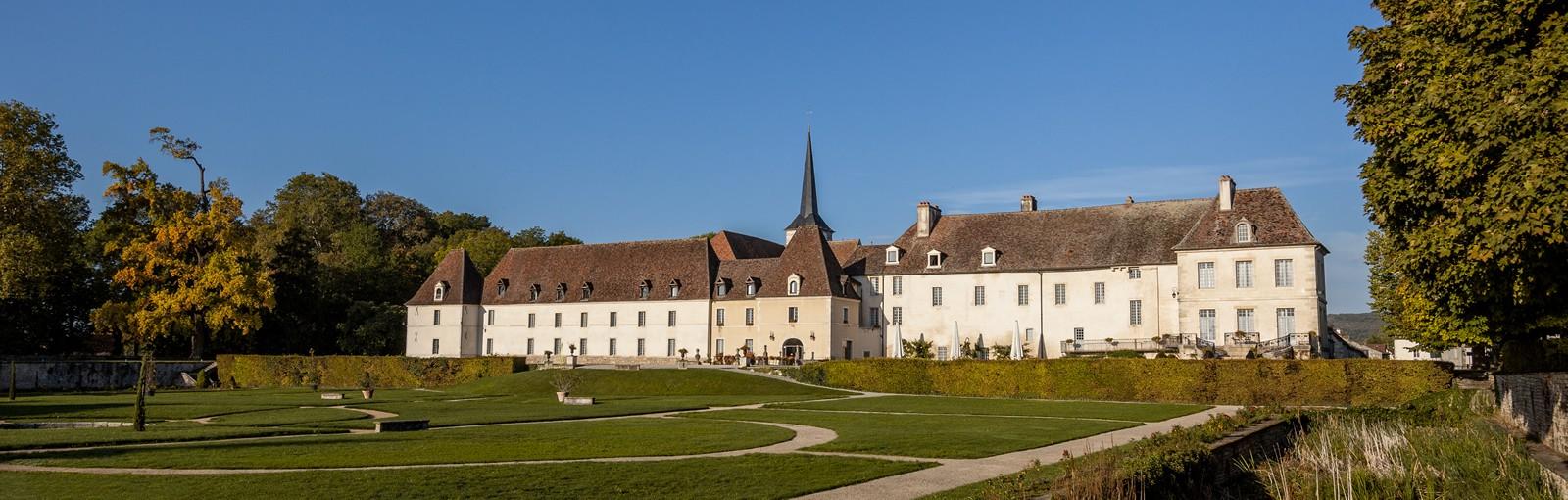 Bourgogne - Château-hotel