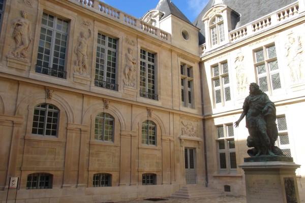 Paris musée Carnavalet