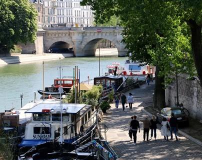 La Seine - Le Pont-Neuf