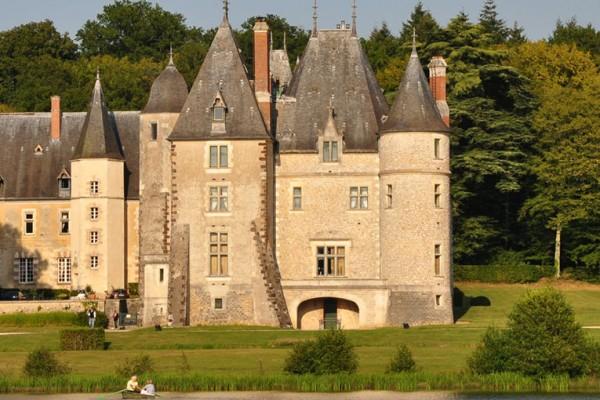 Séjour au château
