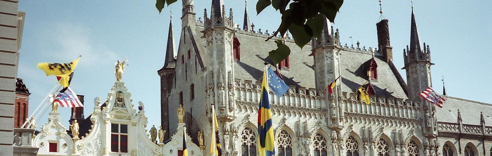 Tours Bruges - Journées complètes - Excursions au départ de Paris