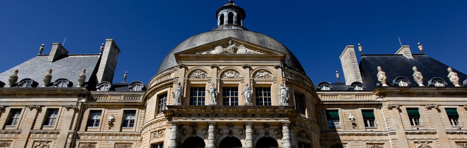 Tours Vaux-le-Vicomte - Demi-journées - Excursions au départ de Paris