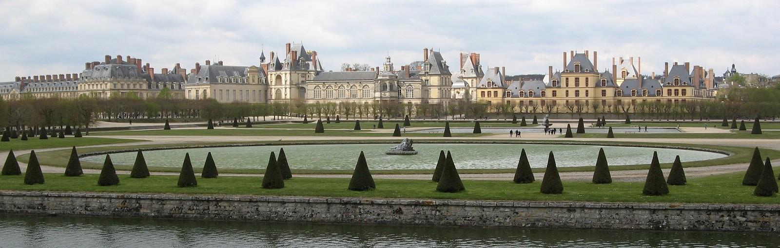 Tours Fontainebleau et Barbizon - Demi-journées - Excursions au départ de Paris