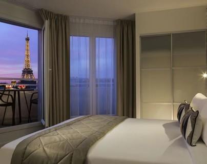 Appartement quartier Tour Eiffel