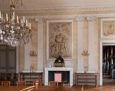 Château de Compiègne - Salle à manger de l'Empereur