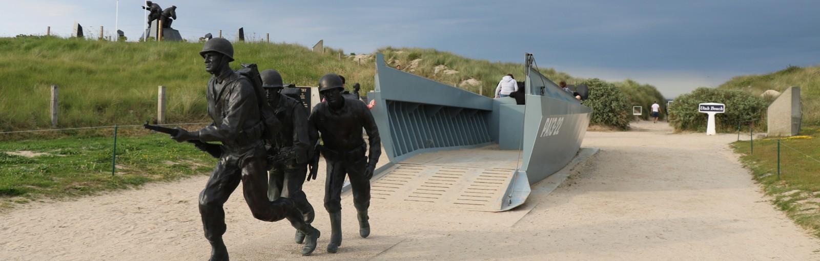Tours 2 jours en Normandie: plages du Débarquement et Normandie Profonde! - Normandie - Tours en régions