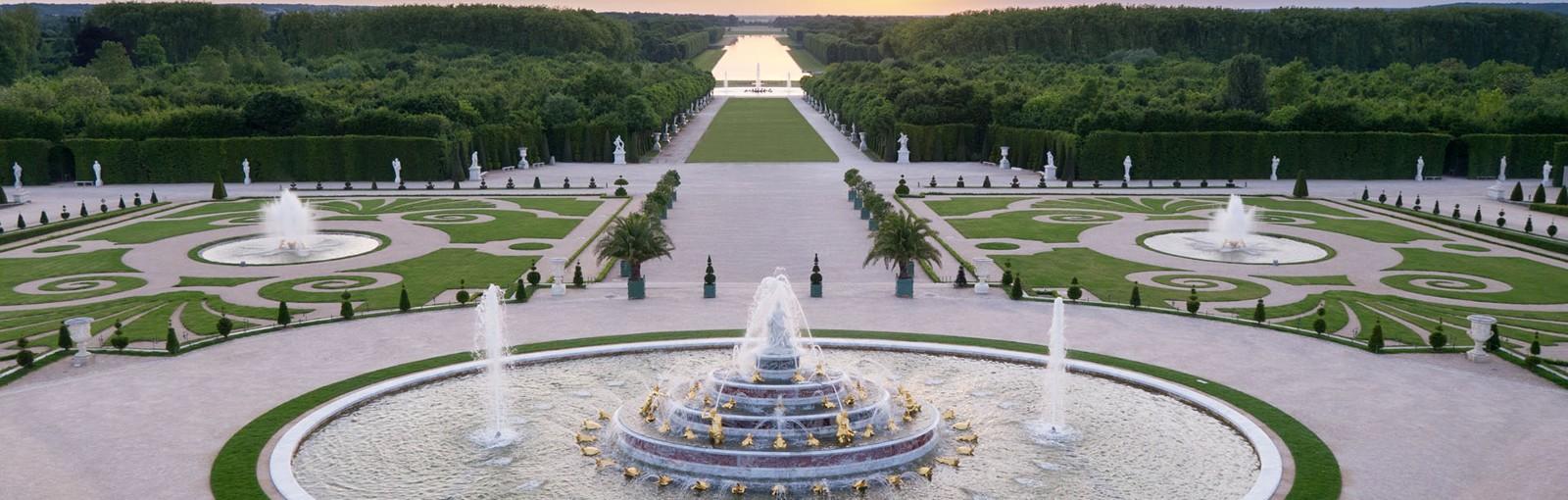 Tours Versailles - Demi-journées - Excursions au départ de Paris
