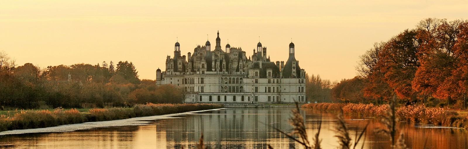Tours CHAMBORD, CHENONCEAU ET CHEVERNY ou CHAUMONT ou BLOIS - Journées complètes - Tours au départ de Paris
