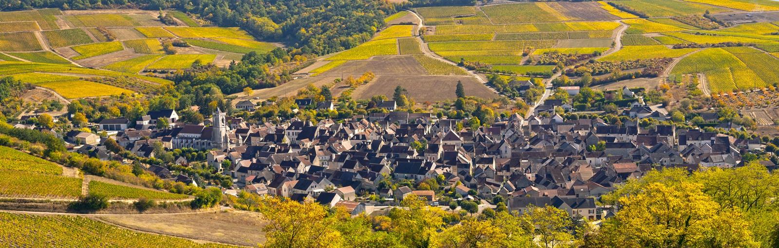 Tours 2 jours en Bourgogne: Auxerre - Chablis et la Côte de Beaune - Bourgogne - Excursions au départ de Paris