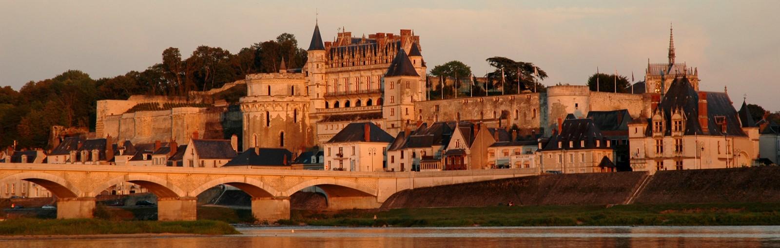 Tours LEONARD DE VINCI ET VINS D'AMBOISE - Journées complètes - Tours au départ de Paris