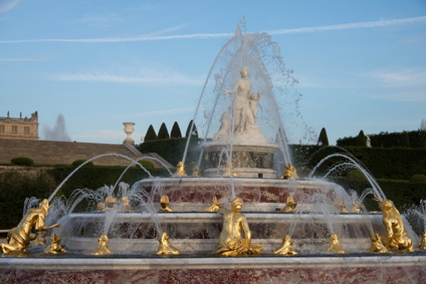 Versailles - Fontaine de Latone