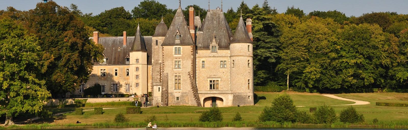 Château privé