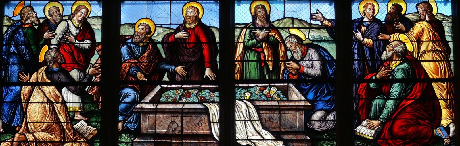 Bourges - Vitraux de la Cathédrale