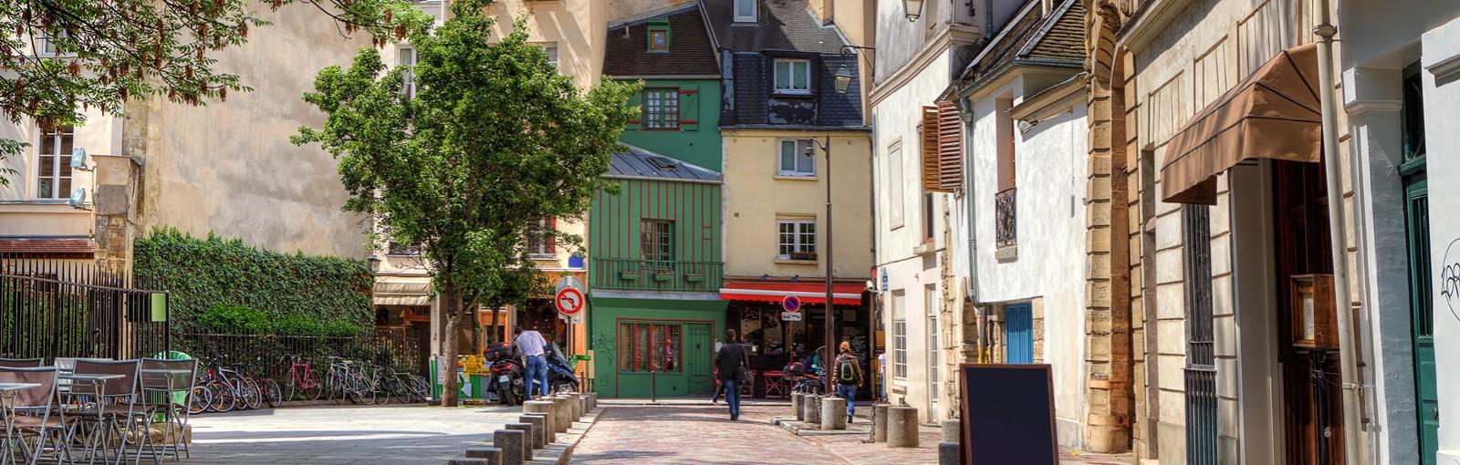 Tours Vieux quartier du Marais, Place des Vosges, Le village Saint Paul - Visites pédestres - Visites de Paris