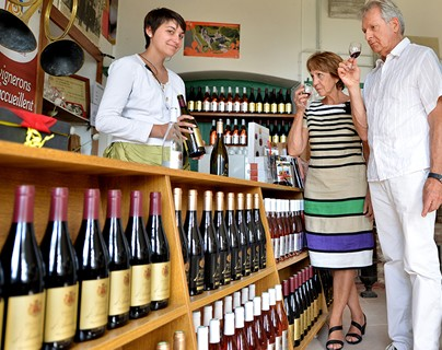 Menetou-Salon - Boutique du château