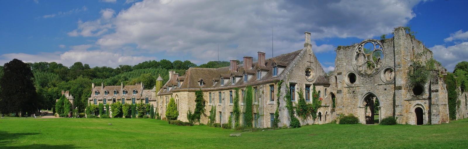 Hôtel dans ancienne Abbaye