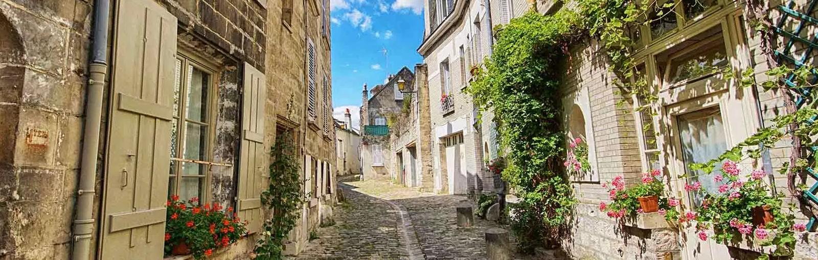 Tours Senlis - Demi-journées - Tours au départ de Paris