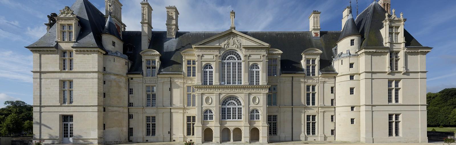 Tours Ecouen - Demi-journées - Excursions au départ de Paris