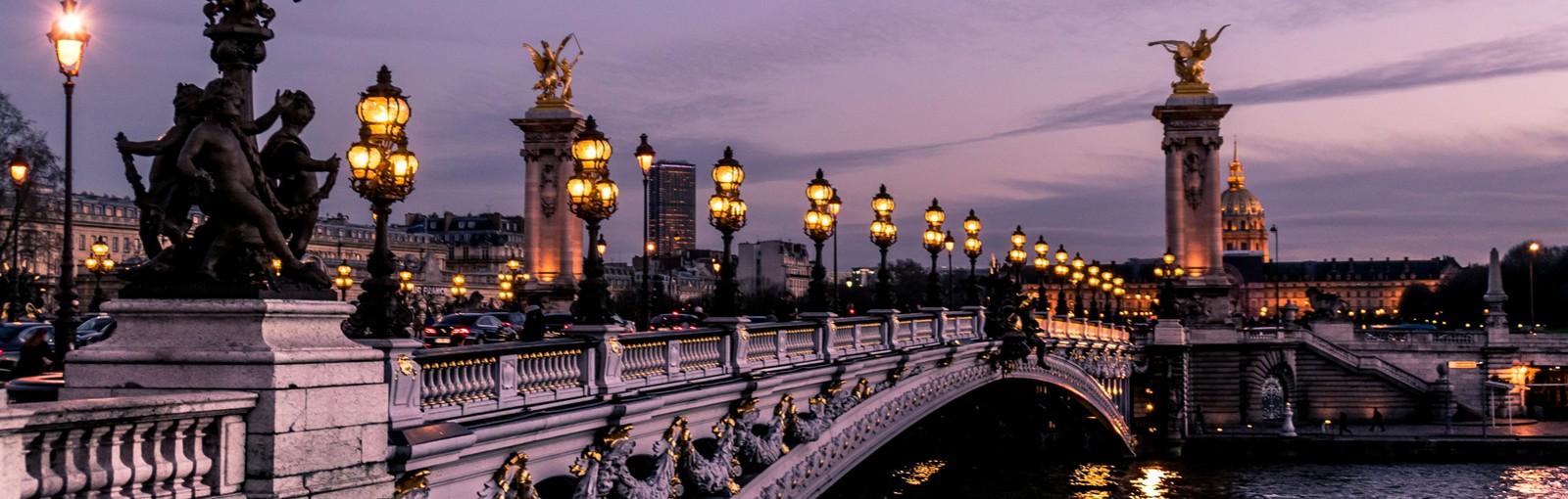 Tours Escapade en amoureux dans la 'Ville Lumière' - Paris & Ile-de-France - Nos Escapades Partagées - En Couples ou en Individuels