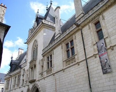 Bourges - Palais Jacques Cœur