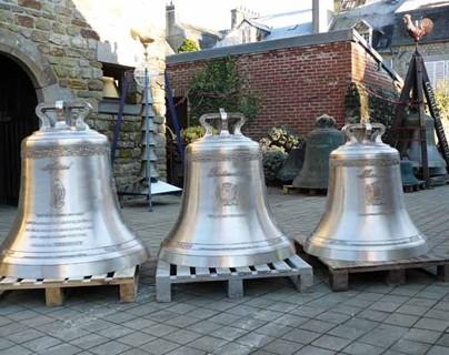 Fonderie de cloches - Villedieu-les-Poêles