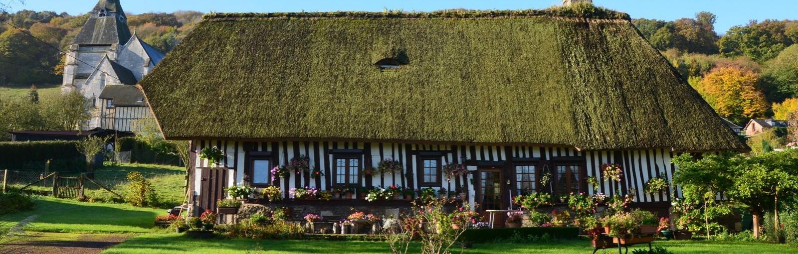Tours La Normandie hors des sentiers battus: Souvenirs Impressionnistes, abbayes, chaumières et fromages! - Normandie - Tours en régions