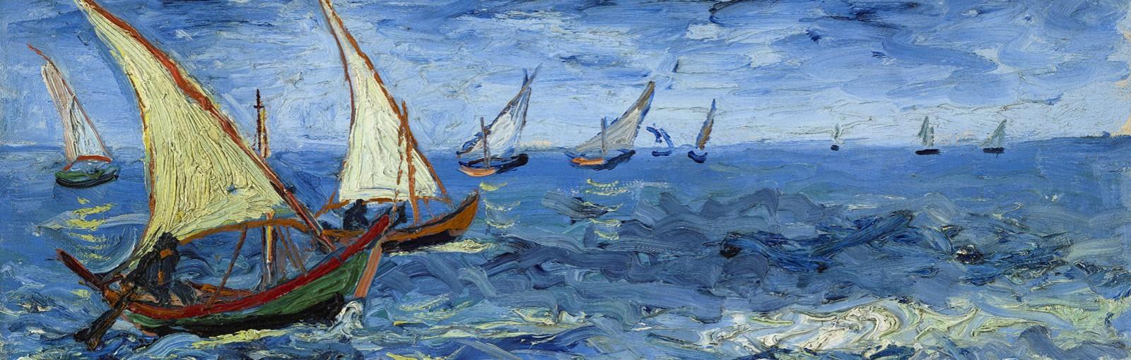 Van Gogh - Exposition collection Morozov